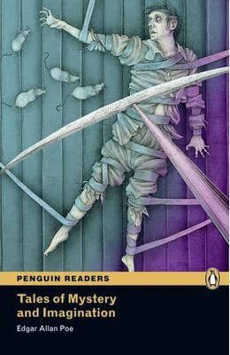 Obal knihy Penguin Readers - Tales of Mystery and Imagination