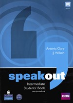 Obal knihy Speakout - Intermediate - Students Book with Active Book EN