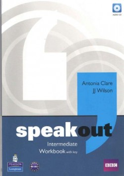 Speakout - Intermediate - Workbook with key EN