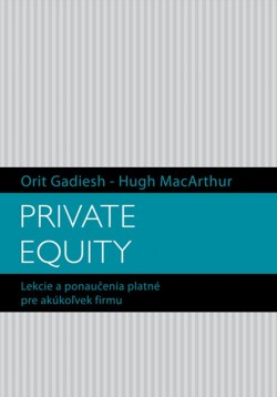 Obal knihy Private Equity