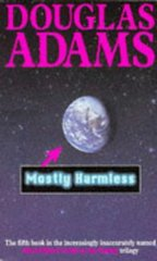 Obal knihy Mostly Harmless (Hitchhiker's Guide Series #5) EN