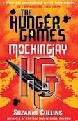 Obal knihy The Hunger Games: Mockingjay EN