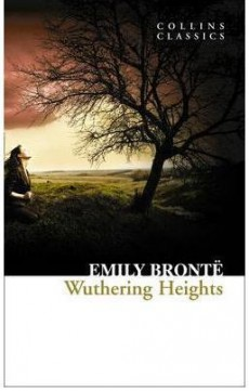Obal knihy Wuthering Heights EN