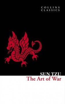 Obal knihy The Art of War EN