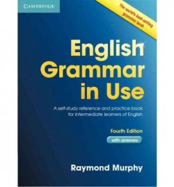 Obal knihy English Grammar in Use 4th Edition EN