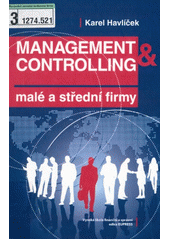 Obal knihy Management & controlling CZ