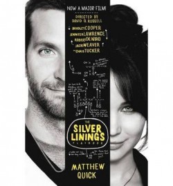 Obal knihy The Silver Linings Playbook EN