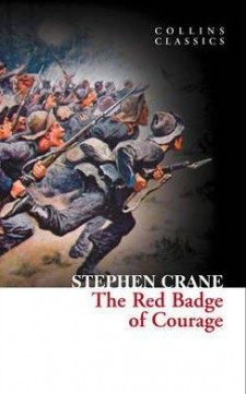 Obal knihy The Red Badge of Courage EN