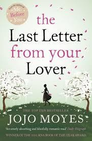 Obal knihy The Last Letter from your Lover EN