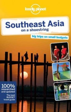 Obal knihy Southeast Asia on a Shoestring EN