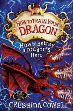 Obal knihy How to Betray a Dragon's Hero EN