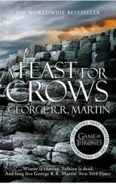 Obal knihy A Feast for Crows EN