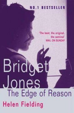 Obal knihy Bridget Jones: The Edge of Reason EN