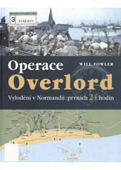 Obal knihy Operace Overlord CZ
