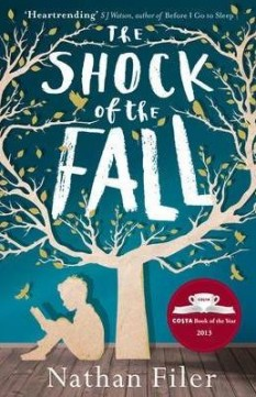 Obal knihy The Shock of the Fall EN