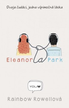 Obal knihy Eleanor a Park