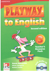 Playway to English 3 - Teacher's Resource Pack EN