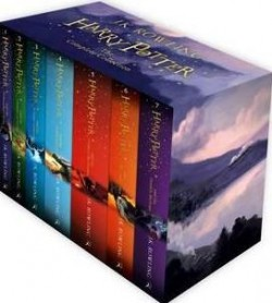 Harry Potter (The Complete Collection) EN