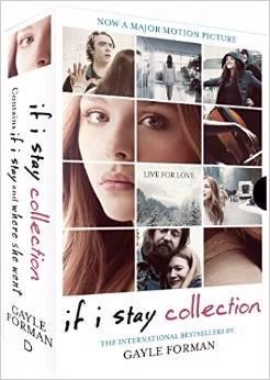 Obal knihy If I Stay + Where She Went (Collection) EN