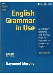 Obal knihy English Grammar in Use (3rd Edition) EN