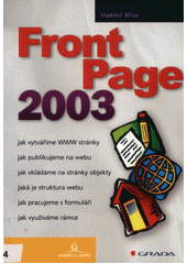 Obal knihy Front Page 2003 CZ