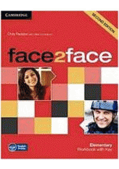 Obal knihy Face2Face: Elementary - Workbook with Key EN