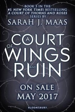 Obal knihy A Court of Wings and Ruin EN