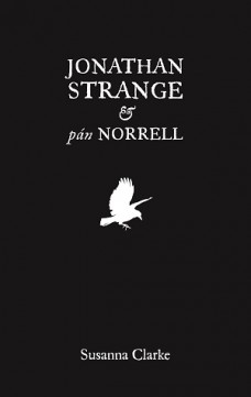 Obal knihy Jonathan Strange & pán Norrell