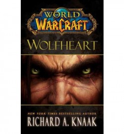 Obal knihy World of Warcraft: Wolfheart EN
