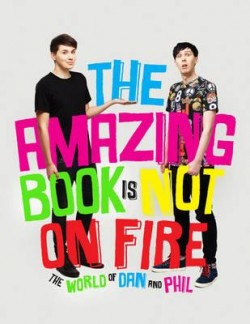 Obal knihy The Amazing Book is Not on Fire EN