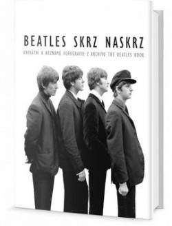 Obal knihy Looking Through You: Z archivů magazínu The Beatles Book CZ