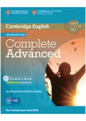 Obal knihy Complete Advanced - Student's Book without Answers EN