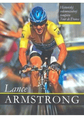 Obal knihy Lance Armstrong