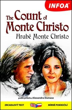 Obal knihy The Count of Monte Christo/Hrabě Monte Christo EN