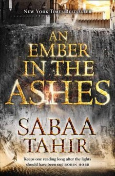 Obal knihy An Ember in the Ashes EN