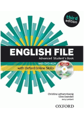 Obal knihy New English File - Advanced - Student's Book EN
