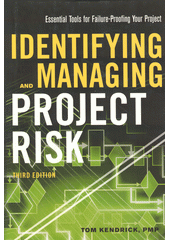 Obal knihy Identifying and Managing Project Risk EN