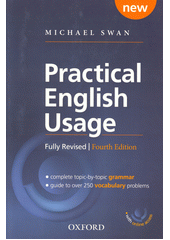 Obal knihy Practical English Usage EN
