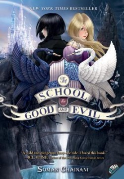 Obal knihy The School for Good and Evil EN