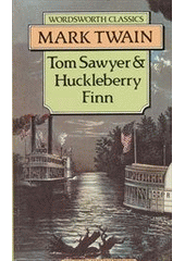 Obal knihy Tom Sawyer and Huckleberry Finn