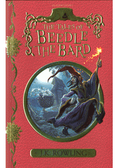 Obal knihy The Tales of Beedle the Bard