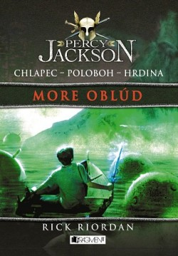 Obal knihy Percy Jackson: More oblúd
