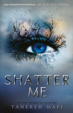Obal knihy Shatter Me