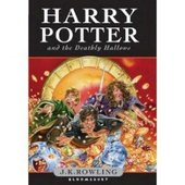 Harry Potter and the Deathly Hallows (Book 7) (Adult Edition) EN