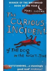 Obal knihy The Curious Incident of the Dog in the Night-Time EN