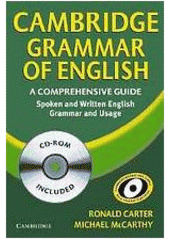 Obal knihy Cambridge Grammar of English EN