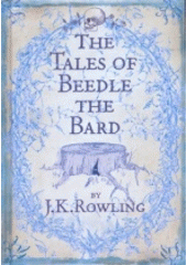 Obal knihy The Tales of Beedle the Bard EN
