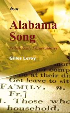 Obal knihy Alabama Song
