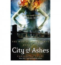 Obal knihy The Mortal Instruments: City of Ashes EN