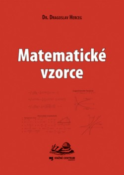 Obal knihy Matematické vzorce